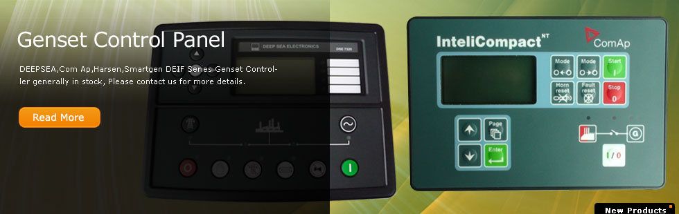 Controller in Generator set parts