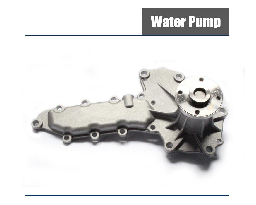 Water Pump in Diesel Engine Parts Store