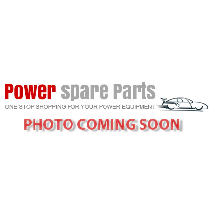 Main Pump Drive Belt 6662855 for Bobcat 853 863 873 883 A220 A300 S220 S250 S300 T200 T250 T300
